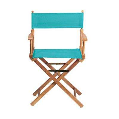 Teal Director's Chair Cover