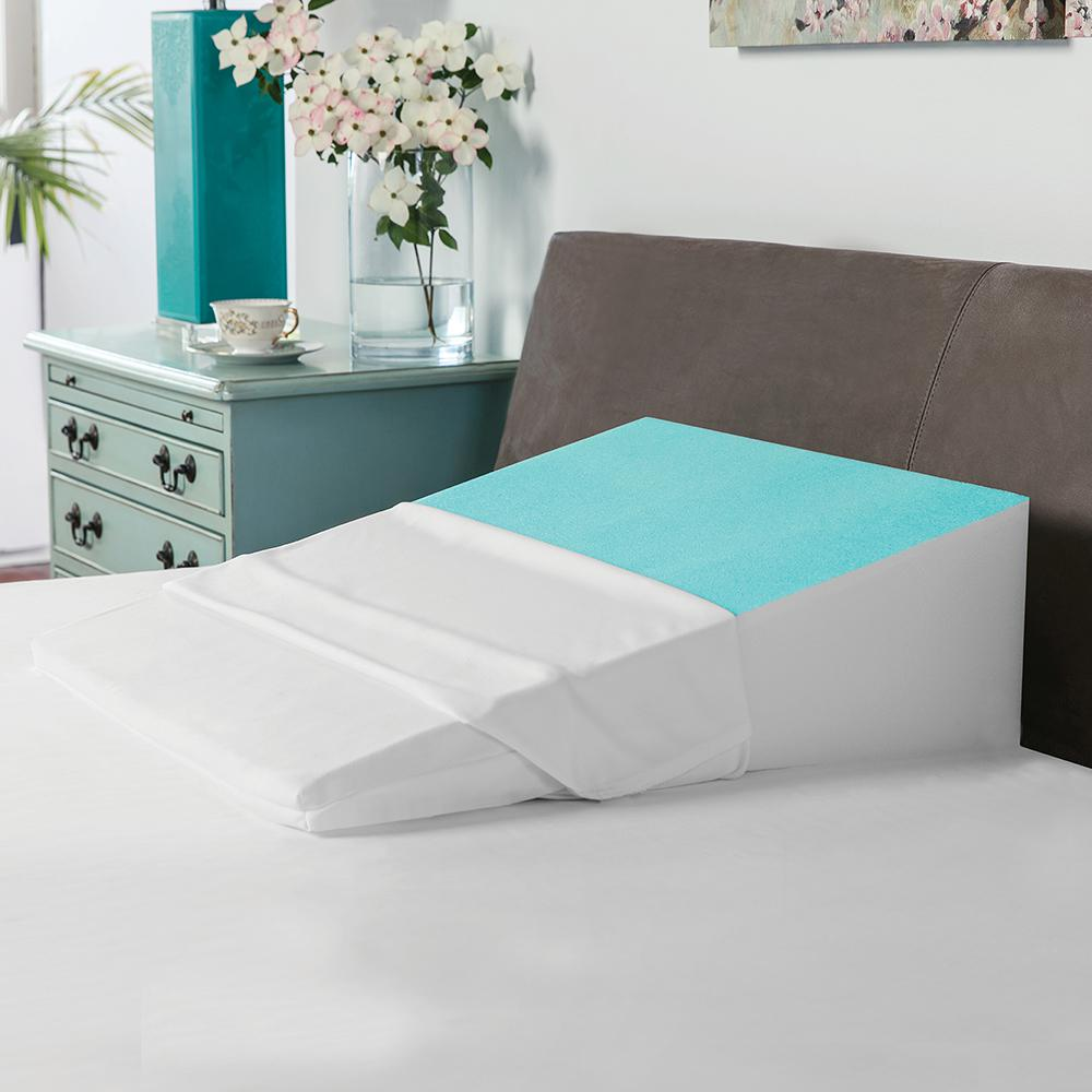 BioPEDIC Bed Wedge with Gel Coating