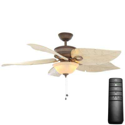 beachy ceiling fans. LED Weathered Zinc Ceiling Fan With Light Kit And Remote Control Beachy Fans