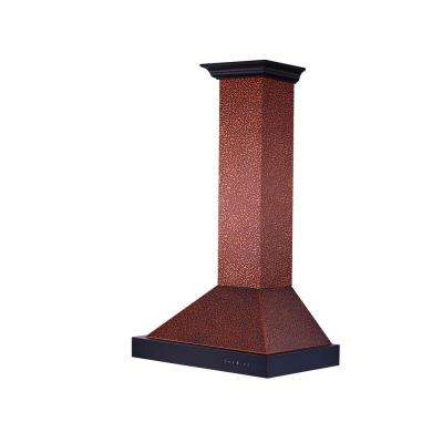 ZLINE 30 in. Wall Mount Range Hood in Oil-Rubbed Bronze