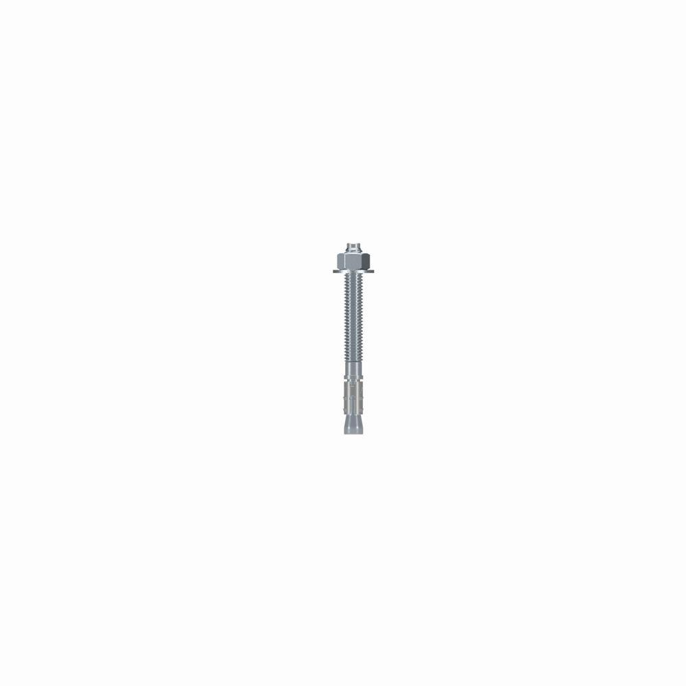 3/8 in. x 3-3/4 in. Strong-Bolt 2 Wedge Anchor (50 per