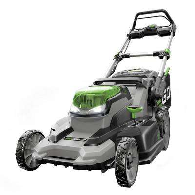 20 in. 56 Volt Lithium ion Cordless Push Mower with 5.0Ah Battery and Charger Included