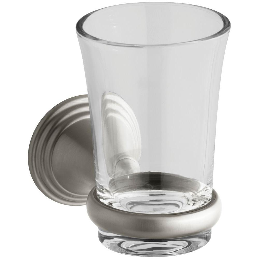 Tumbler And Holder In Polished Chrome K 10561 CP   The Home Depot