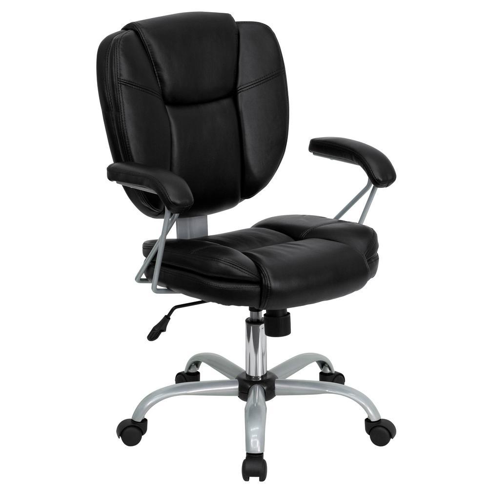 Carnegy Avenue Black Office/Desk Chair CGA-GO-2014-BL-HD