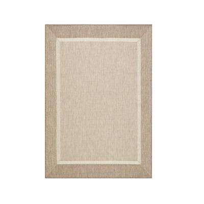 Islander Taupe/Champagne 8 ft. x 11 ft. Area Rug