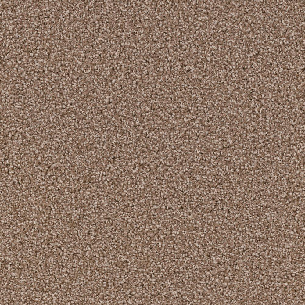 All Aboard Engineer Texture 18 in. x 18 in. Carpet Tile