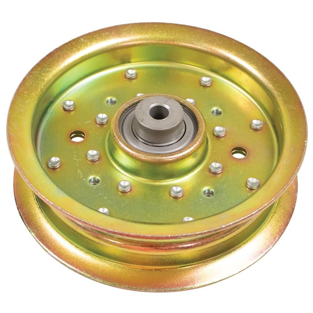 """Jacobsen 182519 Scag 482416 Stens 280-370 Heavy Duty 5 3//4/"""" Flat Idler Pulley"""