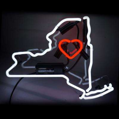 Oliver Gal 'New York' Plug-in Neon Lighted Sign