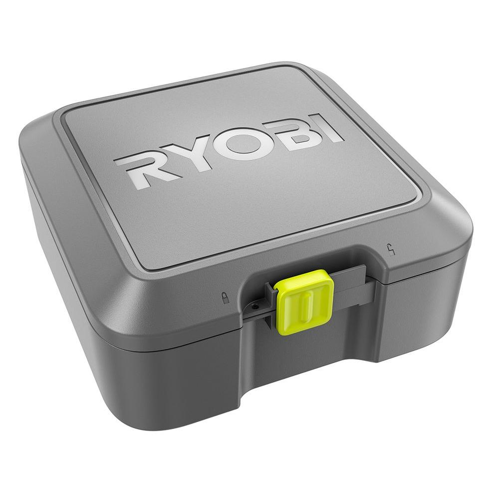 Ryobi Phone Works 5-Tool Storage Case,  Gray