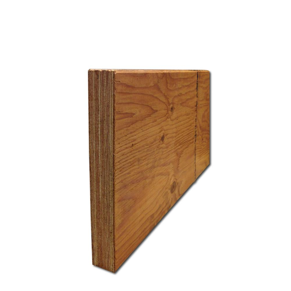 X 20 Ft Laminated Veneer Lumber