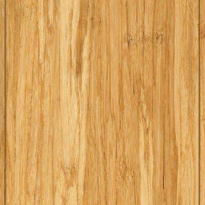 Wire Brushed Strand Woven Lyndon 3/8 in. T x 3-7/8 in. W x 36-1/4 in. Length Solid Bamboo Flooring (23.41 sq. ft. /case)