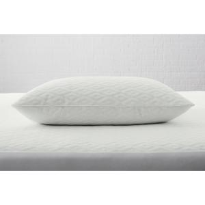 Microban Anti-Microbial White Queen Pillow Protector (Set of 2)