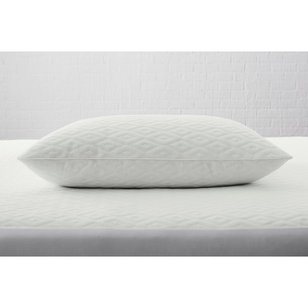 Microban Anti-Microbial White King Pillow Protector (Set of 2)