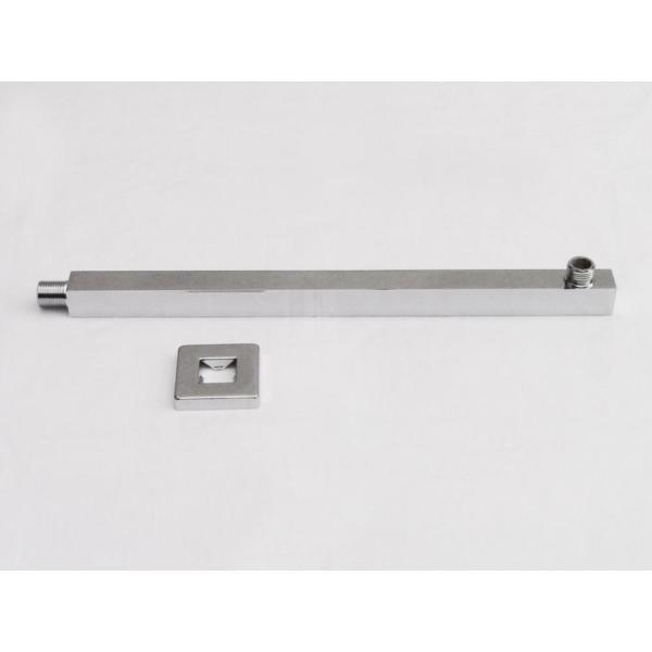 ALFI brand AB16SW Square Wall Mounted Shower Arm