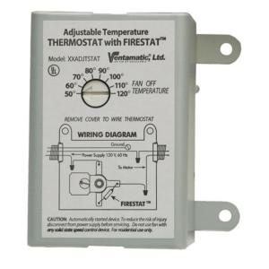 ventamatic cool attic 10 amp programmable thermostat with firestat rh homedepot com