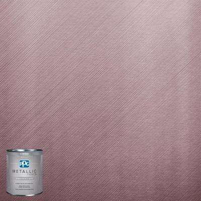 1 qt.#MTL120 Primrose Promise Metallic Interior Specialty Finish Paint