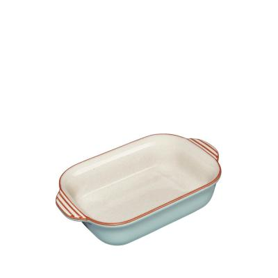Heritage Pavilion Small Rectangular Oven Dish