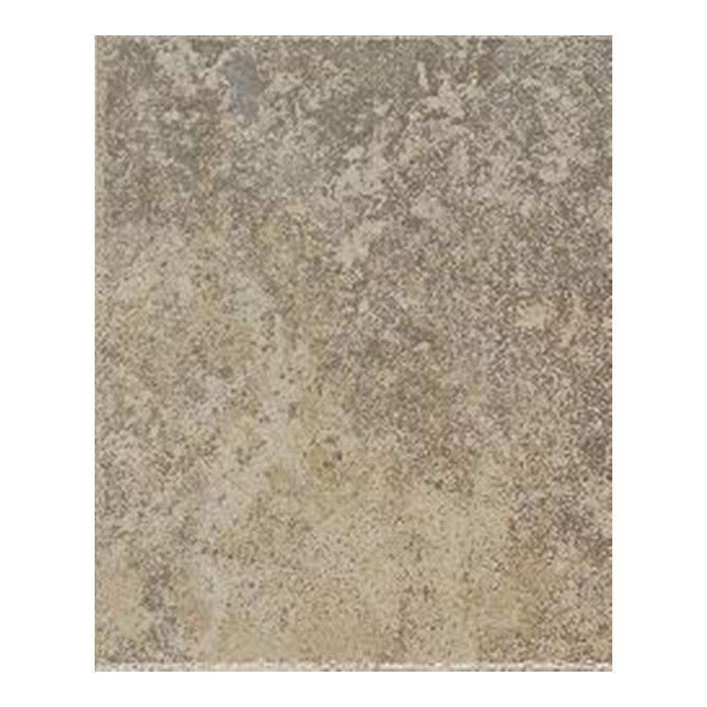Daltile Castle De Verre Gray Stone 10 in. x 13 in. Porcelain Floor and Wall Tile (13.13 sq. ft. / case)