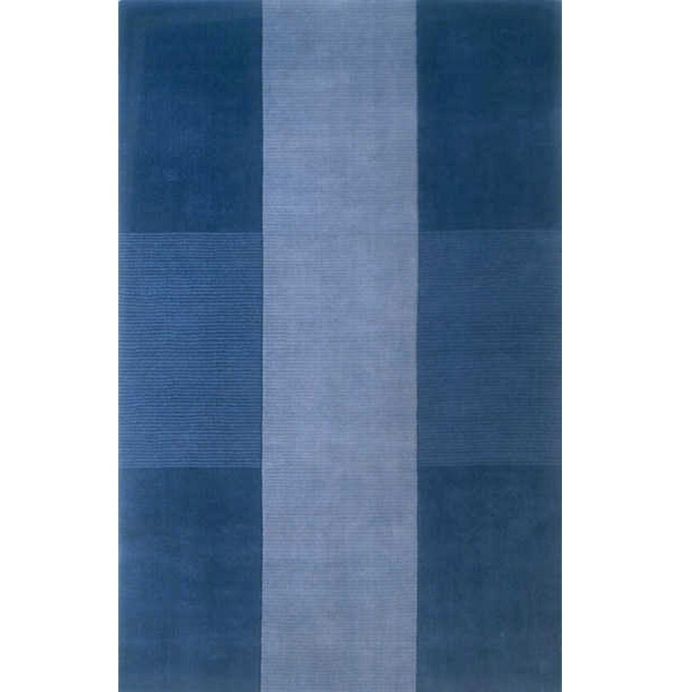 City Life Collection Light Blue 3 ft. 3 in. x 5