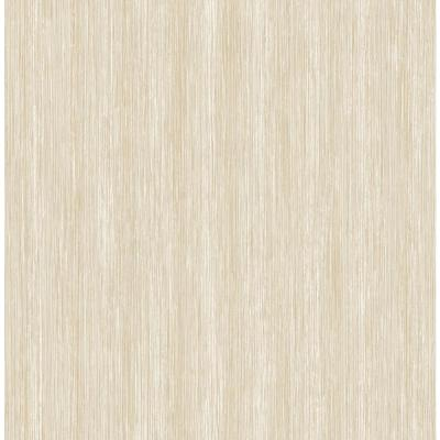 Agate Metallic Gold and Taupe Texture Wallpaper