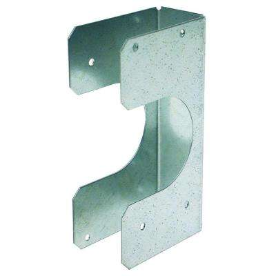 SS 16-Gauge Galvanized Stud Shoe for 2x (25-Qty)