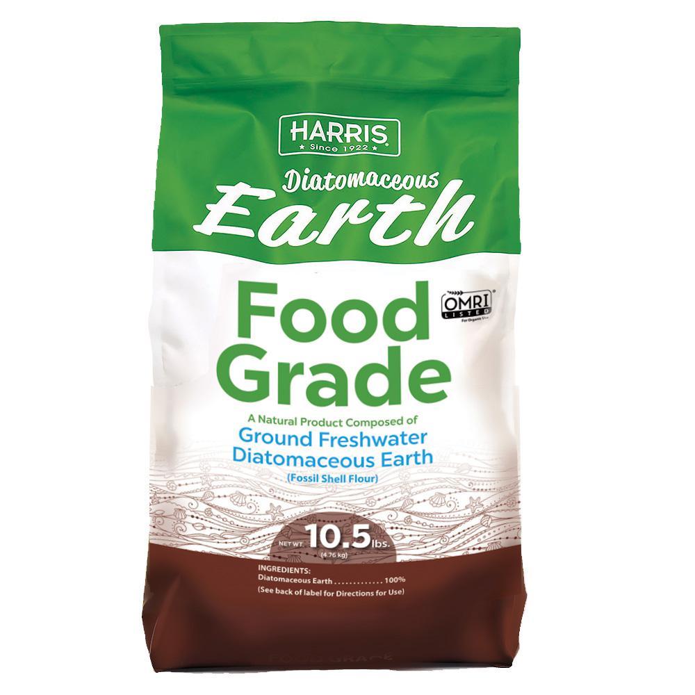 10.5 b. Diatomaceous Earth Food
