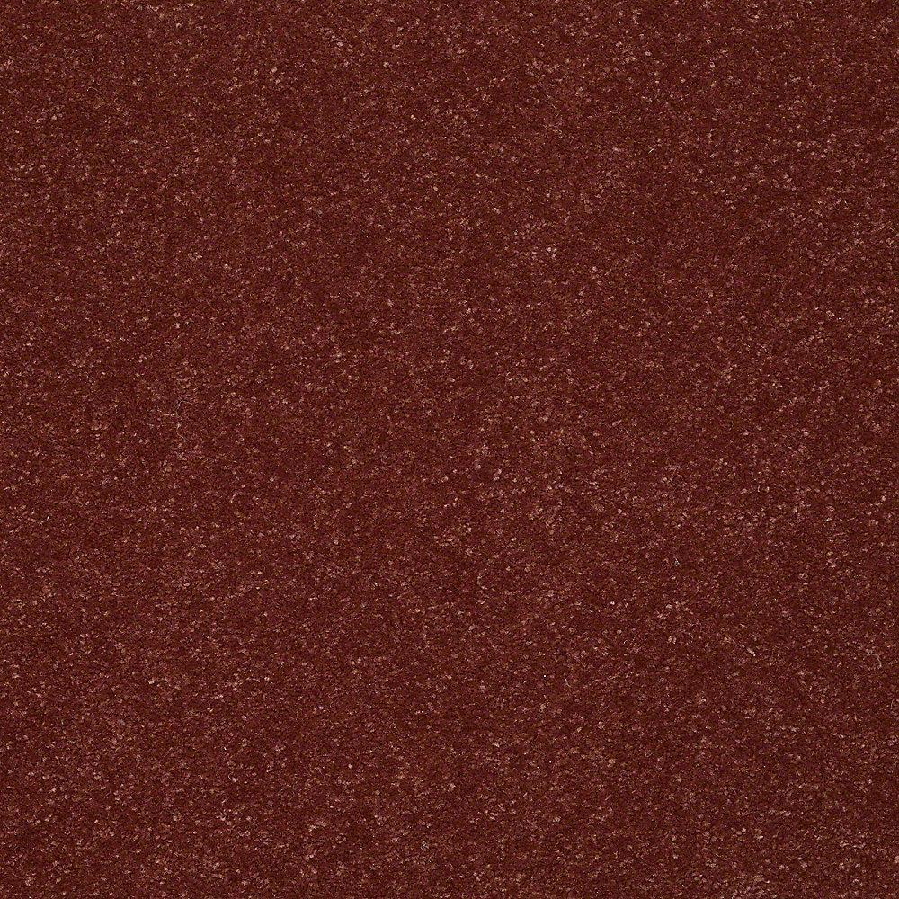 Carpet Sample - Full Bloom II 12 - In Color Autumn Leaves 8 in. x 8 in.