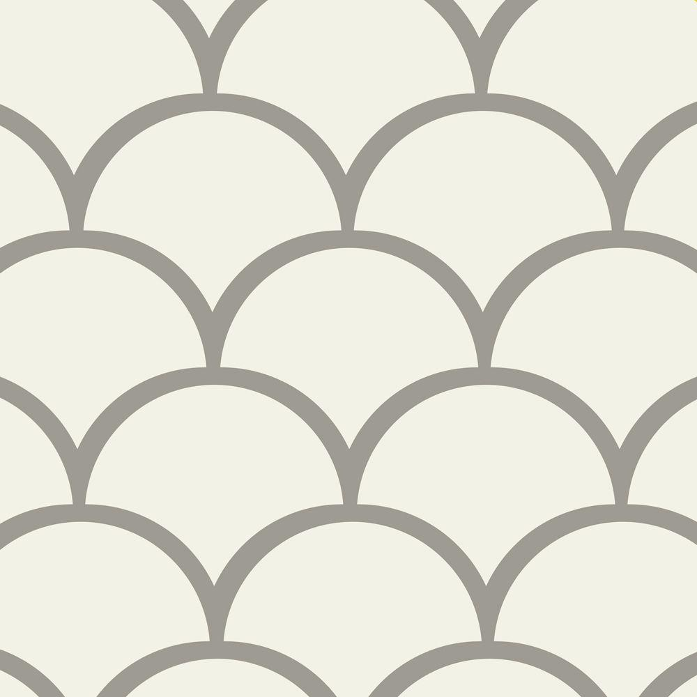 Stencil Ease 19.5 In. X 19.5 In. Scales Wall Painting Stencil