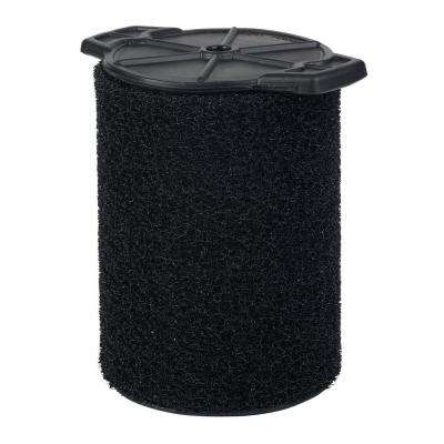Wet Application Foam Filter for Most 5 Gal. and Larger RIDGID Wet/Dry Shop Vacuums (3-Pack)