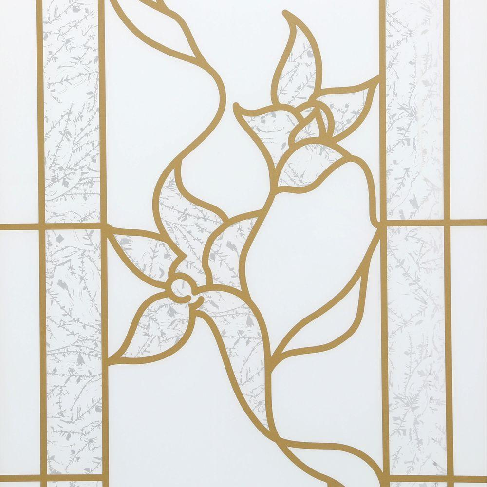 Pinecroft 30 In X 80 In Glass Over Panel Tuscany Wood: Pinecroft 36 In. X 80 In. Glass Over Panel Universal