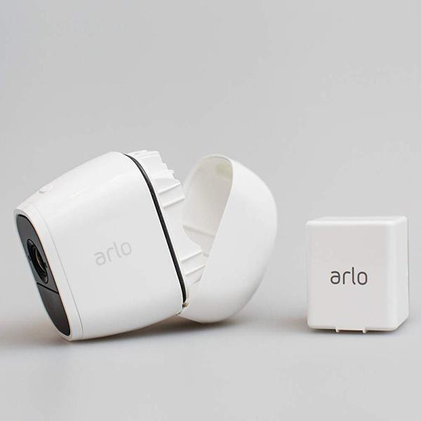 Arlo Pro 2 1080p Wire Free Security Add On Camera Vmc4030p 100nas The Home Depot