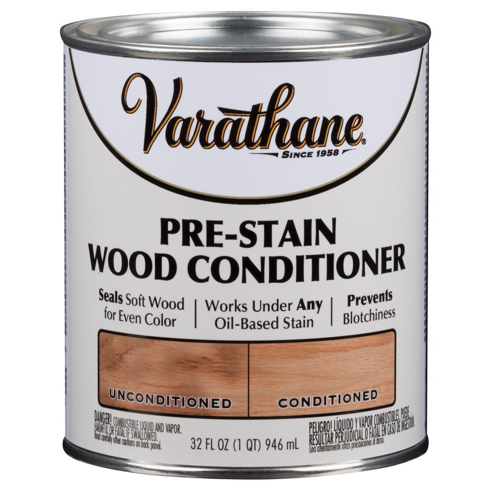 Varathane 8 Oz Wood Conditioner 342085