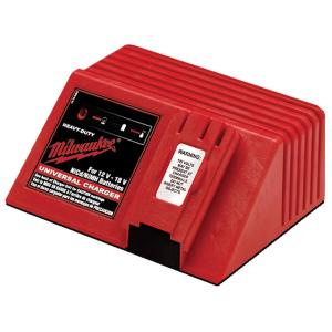 Milwaukee Multi-Voltage Universal 12-Volt, 14.4-Volt and 18-Volt NiCd 1 Hour Battery Charger by Milwaukee