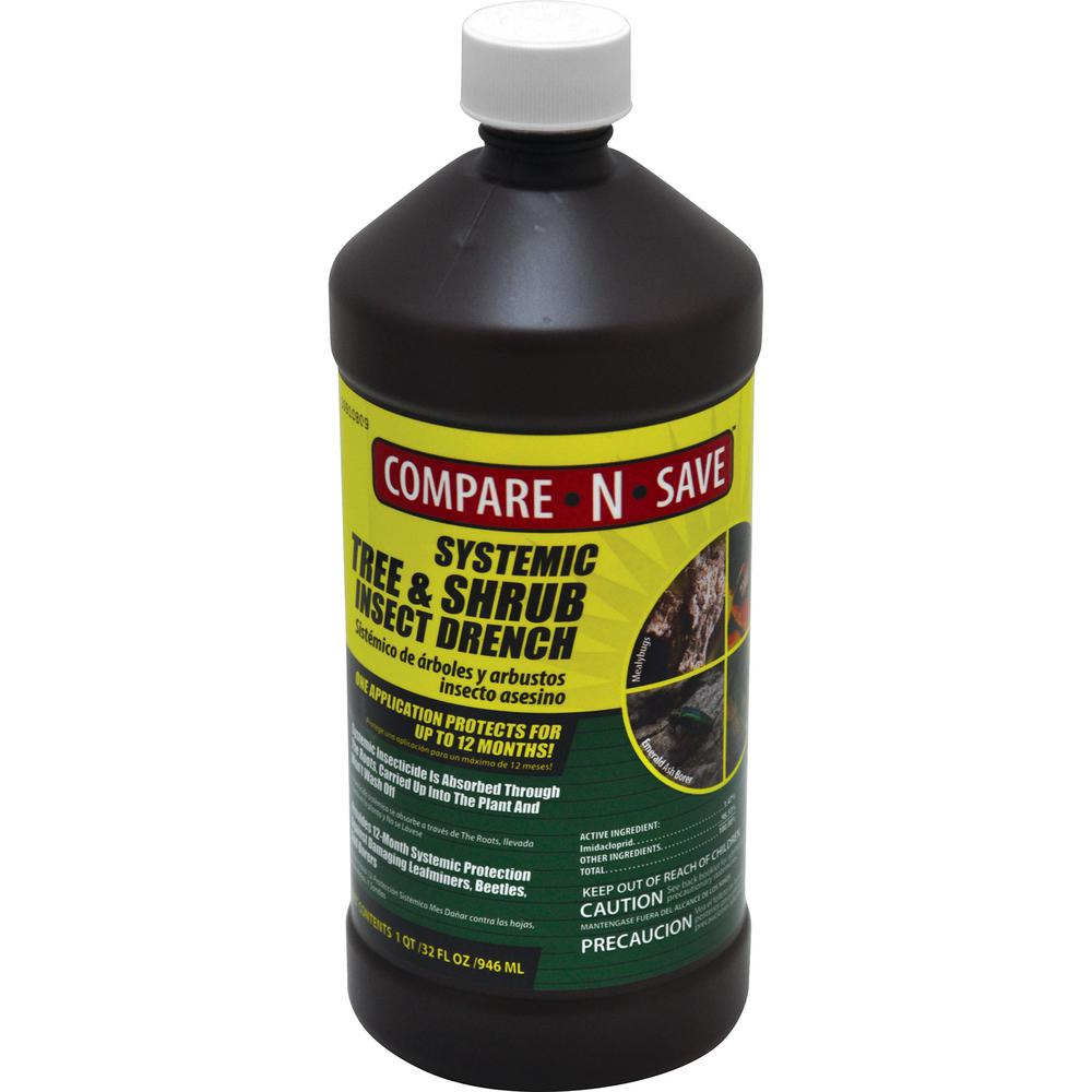 Compare-N-Save 32 oz. Systemic Tree and Shrub Insect Drench