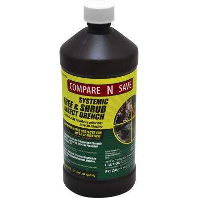 32 oz. Systemic Tree and Shrub Insect Drench
