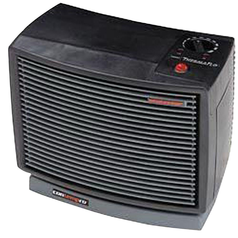 Seabreeze 1,500-Watt Smart ThermaFlo Electric Portable Heater