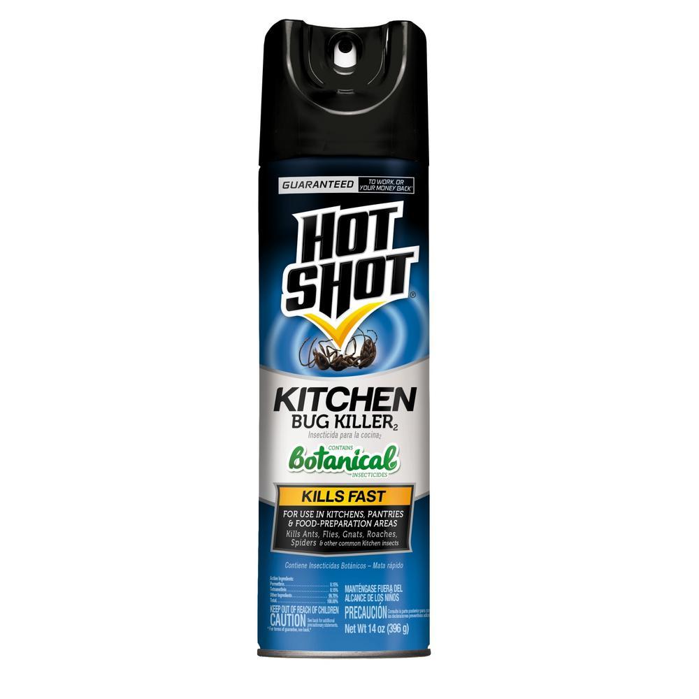 Hot Shot 14 oz. Aerosol Kitchen Bug Killer