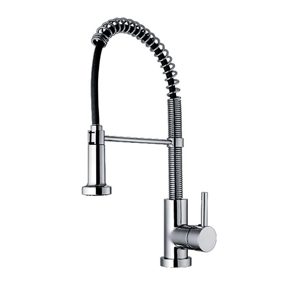 Single Handle Kitchen Faucet Home Depot