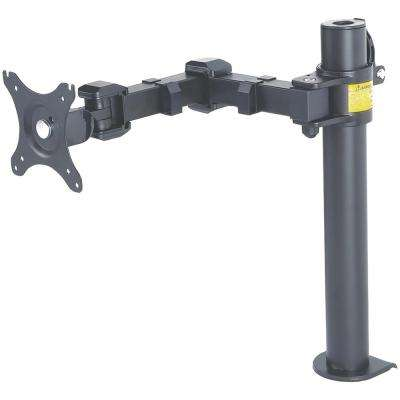 7.1 in. LCD Monitor Mount with Double-Link Swing Arms