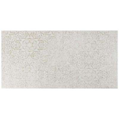 Nova Natural Decor 11-3/4 in. x 23-5/8 in. Porcelain Floor and Wall Tile (11.94 sq. ft. / case)