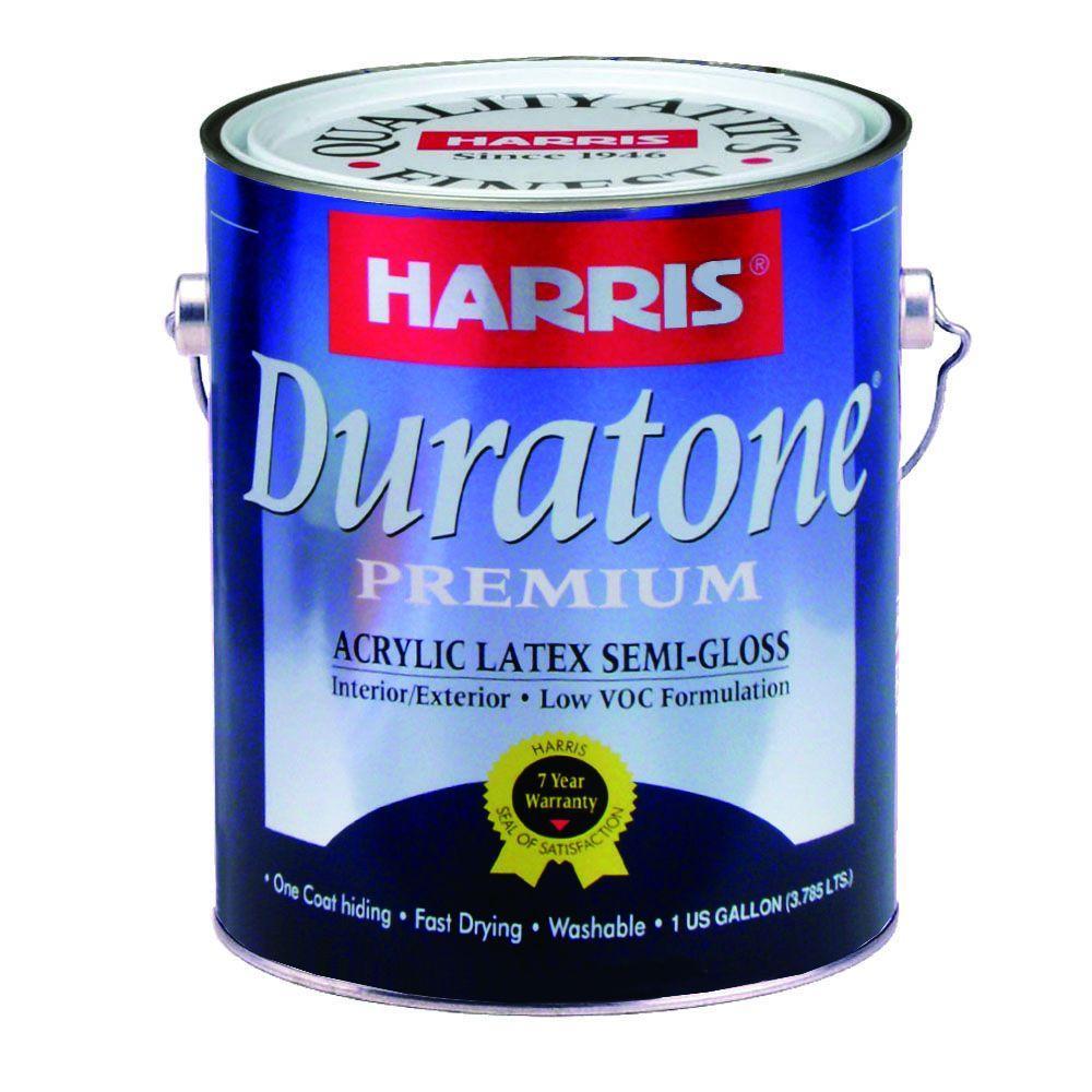 Duratone Premium 1 gal. Semi-Gloss Latex Tint Base Enamel