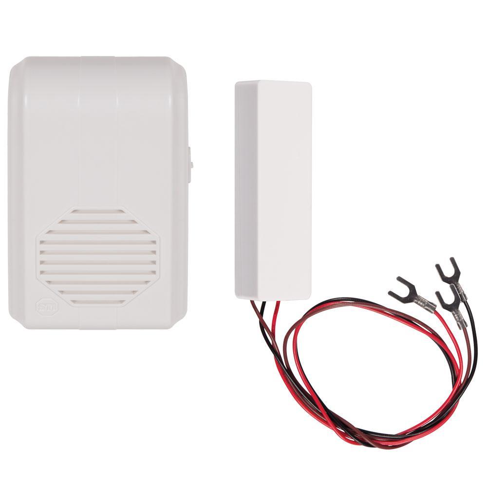 Wireless Door Bell Extender with Receiver