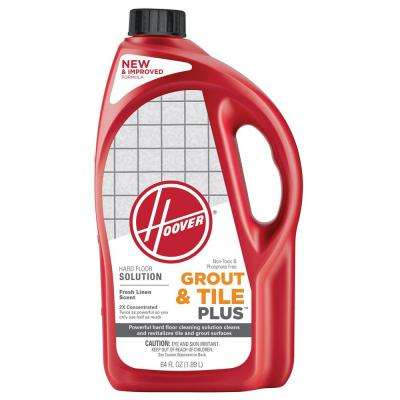 64 oz. 2X Grout and Tile Plus Hard Floor Cleaning Solution