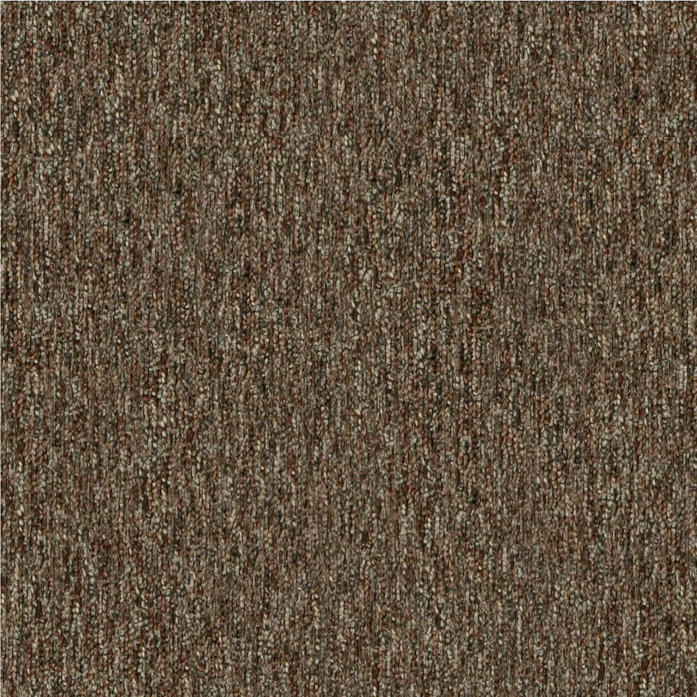 Carpet Sample - Key Player 26 - In Color Bonanza Brown 8 in. x 8 in.