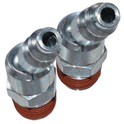 1/4 in. IM Swivel Plug - 3/8 in. NPT (M) (2-Pack)
