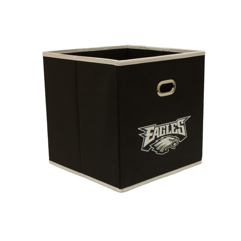 Myownersbox Philadelphia Eagles Nfl Store Its 10 1 2 In W X 10 1 2 In H X 11 In D Black