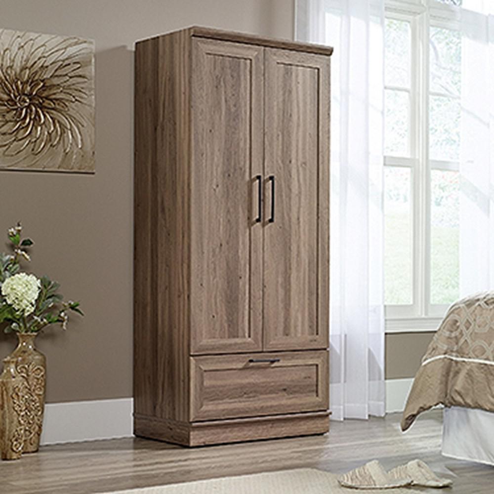 Salt Oak Wardrobe/Storage Cabinet