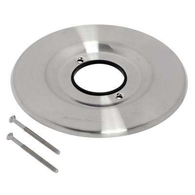 Reliant 3 Bath/Shower Escutcheon and Screws, Satin Nickel