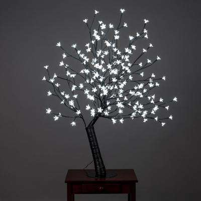 4 ft. LED Cherry Blossom Tree