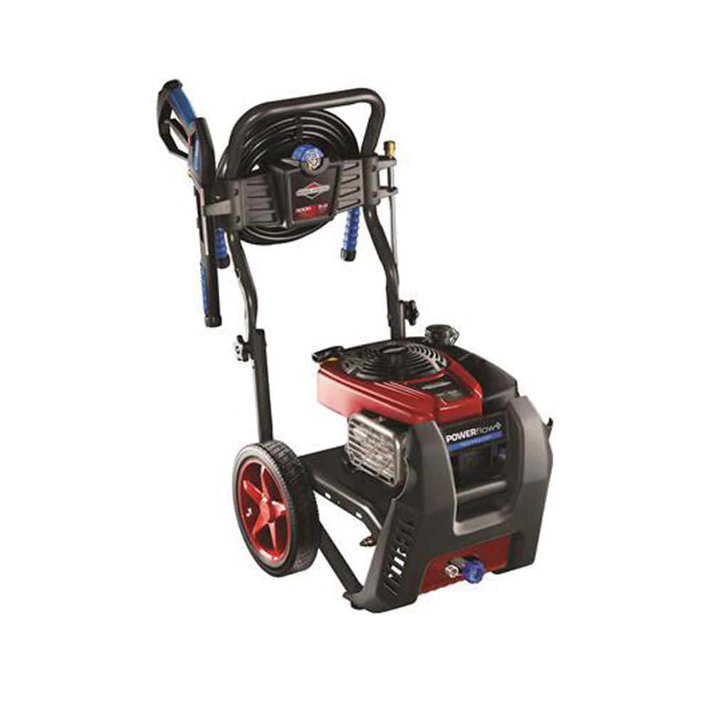 Briggs & Stratton Powerflow+ 3000 PSI 2 3 GPM Gas Pressure Washer-020569 -  The Home Depot